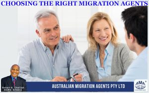 Choosing the Right Registered Migration Agents (Australian Visa Application)